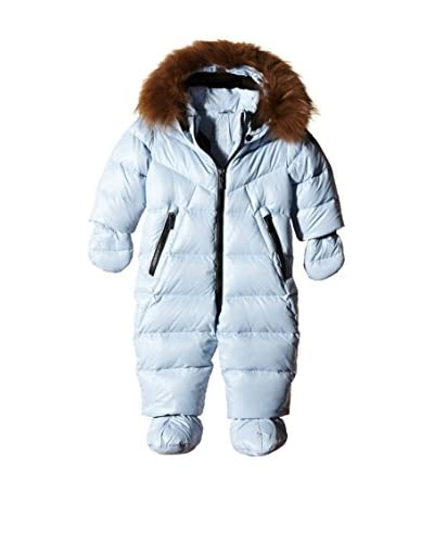 ADJ Mono Down Overall Detachable Fur