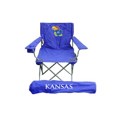 Rivalry Ncaa Adult Chair Team: Kansas