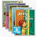 Pack of 5 Angel Story Books (Angel Story Books)