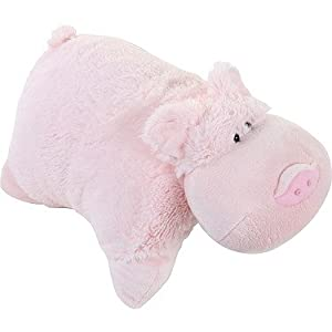 My Pillow Pets Wiggly Pig 18 Inches by My Pillow Pets