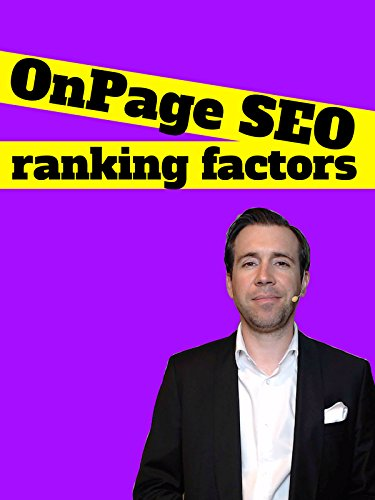 OnPage SEO Ranking Factors