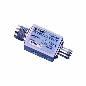 GW Instek GAP-801 10dB Typical Preamplifier for GSP Series Spectrum Analyzer