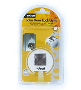 Rolson solar light