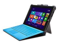 Blackbelt 1 For Microsoft Surface Pro 3- Black