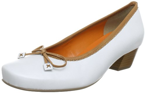 Jenny Sydney Pumps Women White Weià (weiss,saddle) Size: 5 (38 EU)