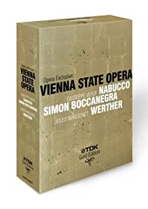Vienna State Opera: Opera Exclusive [Import]