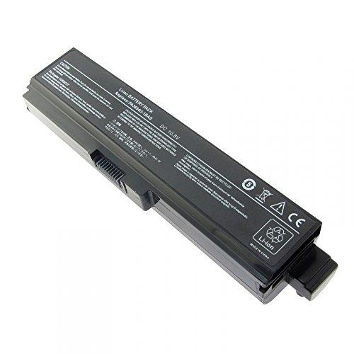 Batterie Haute Capacité, Li-Ion, 10.8V, 8800mAh, noir pour Toshiba Satellite U400-16P