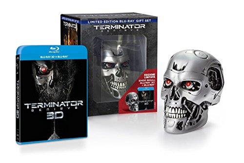 Terminator: Genisys (Skull Edition) (Blu-ray+Blu-ray 3D) - Esclusiva Amazon.it