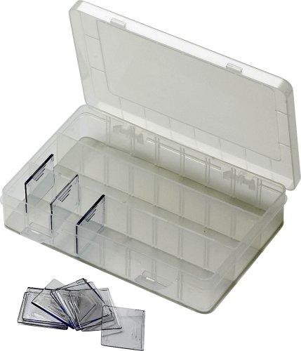 Schmuck-Perlen-Box-Perlenbox-Sortierbox-Sortierkasten