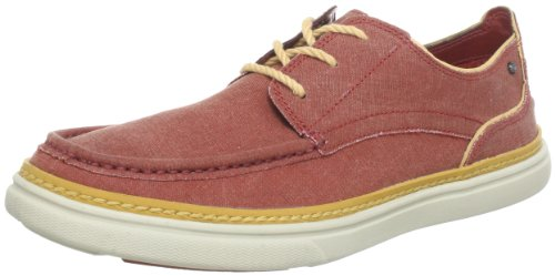 Rockport CV2 MOC LOW Lace-Ups Mens Red Rot (KETCHUP/COACH) Size: 10 (44 EU)