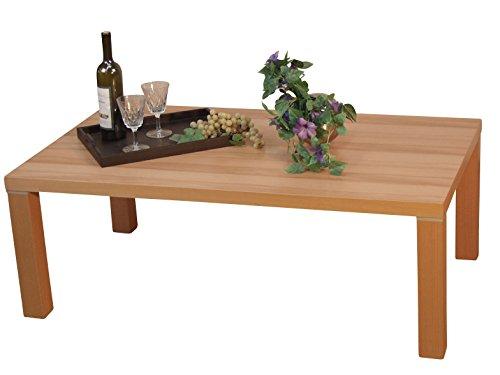 heinz hofmann 5072 kbu couchtisch teilmassiv kernbuche dekor b 120 x t 70 x h 44 cm. Black Bedroom Furniture Sets. Home Design Ideas