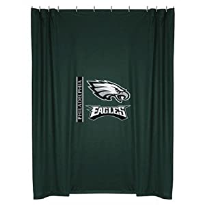 NFL Philadelphia Eagles MVP Shower Curtain