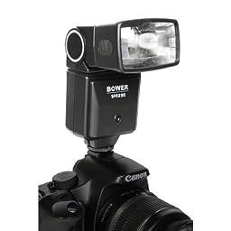 Bower Digital Automatic Flash For Canon Rebel T3 (EOS 1100D), T3i (EOS 600D) Digital SLR Cameras (SFD290)
