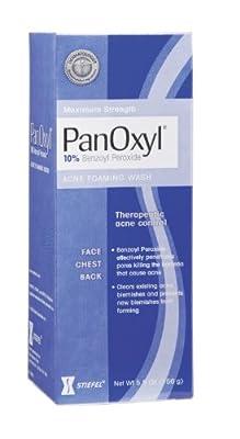 PANOXYL ACNE FOAMING WASH 5.5 oz