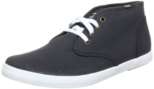 Keds Champion Chukka Trainers Mens Black Schwarz (black normal) Size: 10.5 (44.5 EU)
