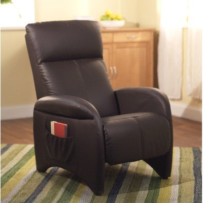 TMS Addin Recliner, Chocolate