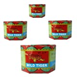 4 x Genuine Large Wild Tiger Balm Jars / Uk Seller / Massage Rub Pain Relief