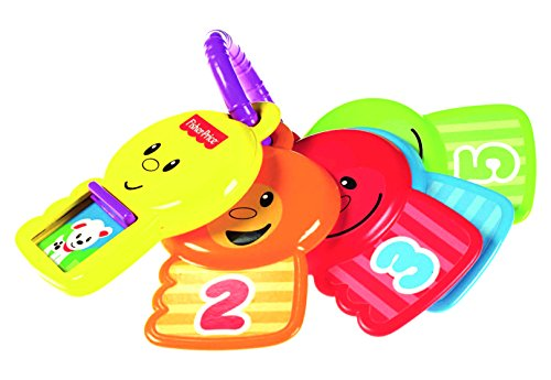 Fisher-Price Count and Explore Keys - 1