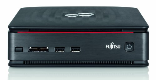 Fujitsu Esprimo Q510 USFF Mini Desktop PC (Intel Core i3 2120T 2.6GHz Processor, 4GB RAM, 500GB HDD, DVDRW, LAN, Windows 7 Professional)