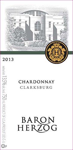 2013 Baron Herzog Clarksburg Chardonnay 750 Ml