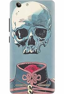 Lenovo Vibe K5 Designer Printed Covers & Protective Hard Back Case / Cover for Lenovo Vibe K5 / GOT / Skull Design- By Noise