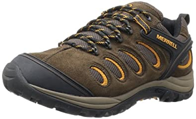 Buy Merrell Mens Chameleon 5 Waterproof Hiking Shoe by Merrell