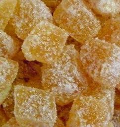 Sultans Plain Stem Ginger 500 gram bag (1/2 kilo)