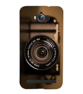 PRINTSOPPII CAMERA Back Case Cover for Asus Zenfone Max ZC550KL::Asus Zenfone Max ZC550KL (2016)