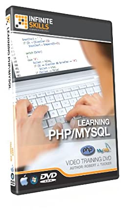 Learn PHP / MySQL Training DVD - Tutorial Video