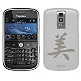 Beauty Chinese Character on BlackBerry Bold 9000 Phone Cover (White)