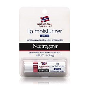 Neutrogena Lip Moisturizer SPF 15, 6 Count