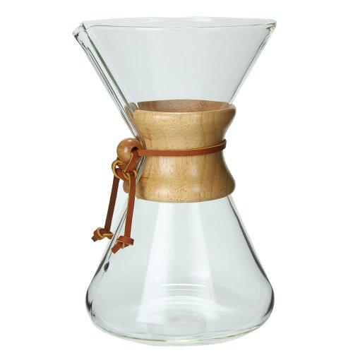 Chemex Chemex чайник ручной работы руки удар 8 чашек для капельного CM-3 параллельных импортируемых строк