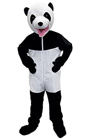Dress Up America Costumes Giant Panda Costume for Adults and kids