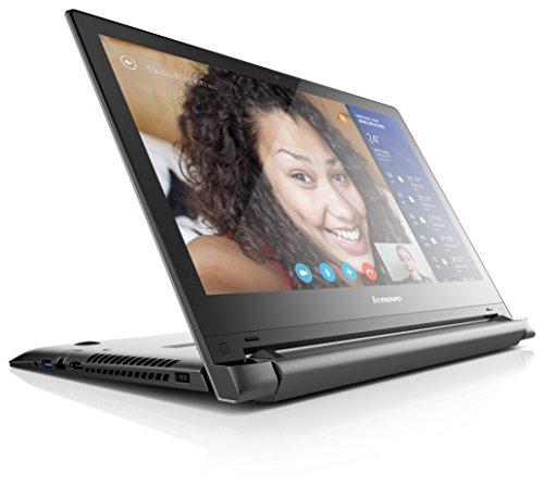 Lenovo Flex 2 14 14.0-Inch Touchscreen Convertible Laptop (Core i5, 4GB, 500 GB) (59435728) Black