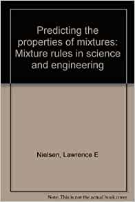 rules of mixtures for elastic properties Composite materials the young's modulus of the composite is given by the 'rule of mixtures' ie e c the elastic modulus along the fiber direction can be.