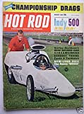 img - for HOT ROD MAGAZINE - AUGUST 1964 - VINTAGE (PAPERBACK) book / textbook / text book