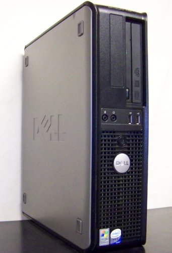 Dell Optiplex 755 Desktop PC - Intel Core 2 Duo 2.2-2.6 GHz - 2GB RAM - 1000 GB (1TB) HARD DRIVE - DVDROM/CDRW (Combo) - WINDOWS 7 PROFESSIONAL INSTALLED - A Very fast pc good for graphics , professional work and business