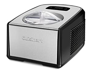 Cuisinart ICE-100 Compressor Ice Cream and Gelato Maker from Cuisinart