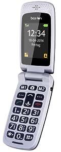 Amazon.com: Beafon Bea-fon SL560 noir - argent: Electronics