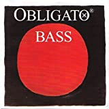 Pirastro OBLIGATO(ピラストロ オブリガート for fifth tuning コントラバス弦)