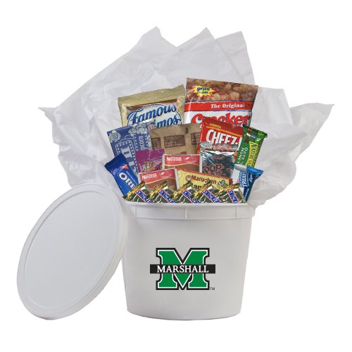 Marshall College Care Package Survival Kit 'M-Marshall' front-358975