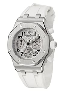 Audemars Piguet Royal Oak Offshore Women's Automatic Watch 26283ST-OO-D010CA-01
