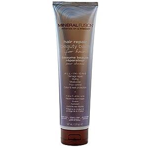 Mineral Fusion Natural Hair Repair Hair Beauty Balm, 5 Ounce