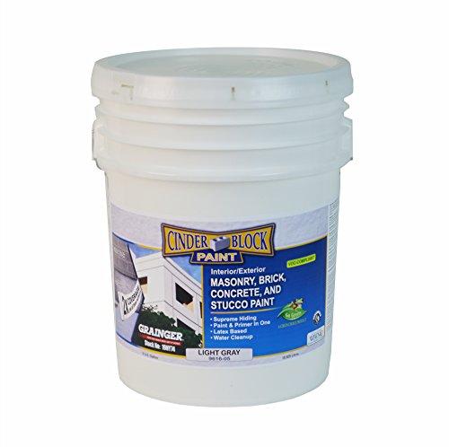 masonry-stucco-paint-light-gray-5-gal