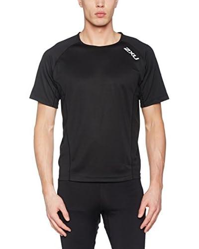 2XU T-Shirt Manica Corta Active Run [Bianco]
