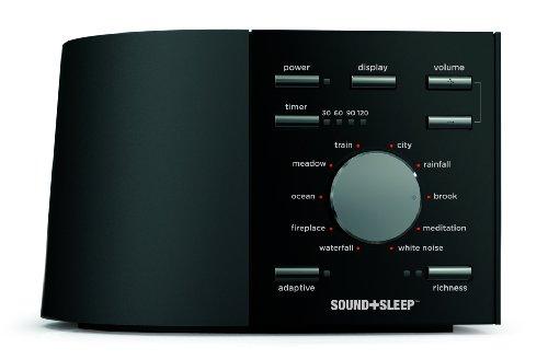Adaptive Sound Technologies ASM1002 Ecotones Sound and Sleep Machine