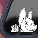 BOLT DOG White Sticker Decal DISNEY Wall Laptop Notebook Die-cut White Sticker Decal
