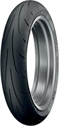 Dunlop Sportmax Q3 Tire – Front – 120/60ZR-17 , Position: Front, Speed Rating: W, Tire Type: Street, Tire Construction: Not Available, Tire Application: Sport, Tire Size: 120/60-17, Rim Size: 17, Load Rating: 55 32SM21
