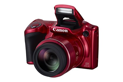 Canon PowerShot SX410 IS Compact Camera - 0108C001