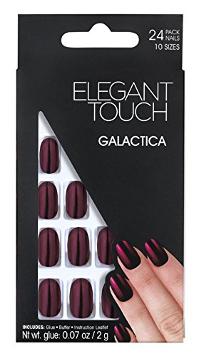 Elegant Touch Trend Nails, Galactica/Metallic Bronze